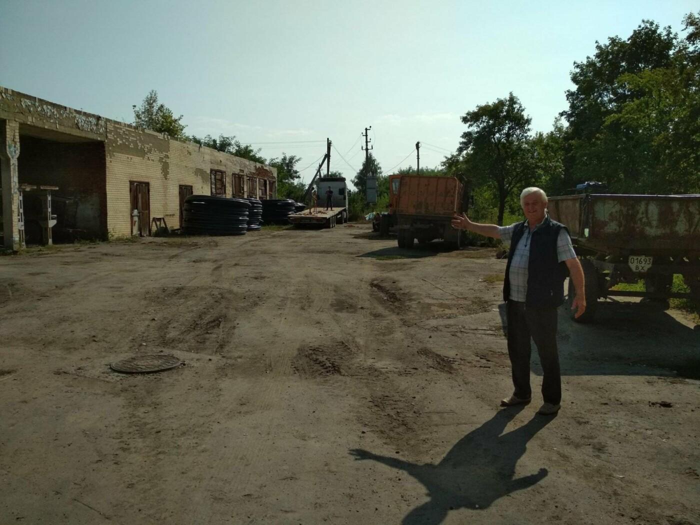 На Кам'янеччині проводяться роботи по капітальному ремонту мереж водопостачання, фото-2