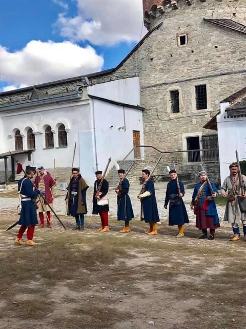 На два дні Кам'янець повернувся у 17 століття, фото-3