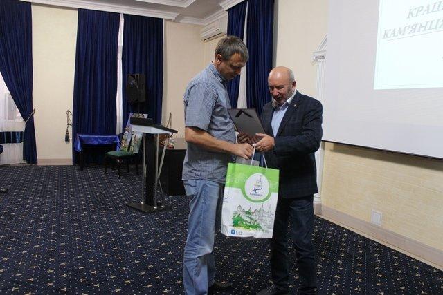 Переможцем конкурсу на кращий сувенір став Вадим Куріловський, фото-4