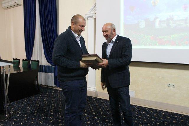 Переможцем конкурсу на кращий сувенір став Вадим Куріловський, фото-1