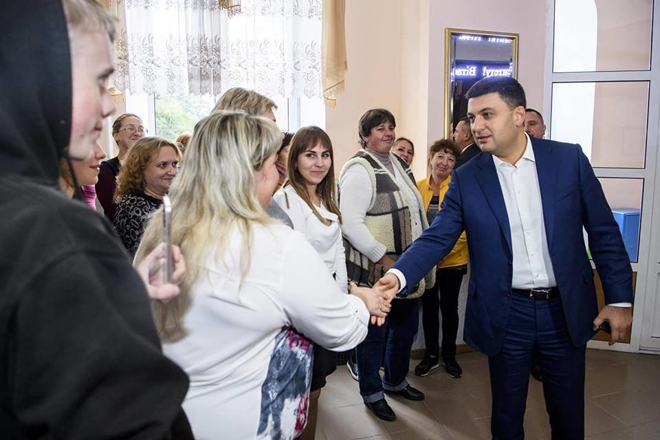 Прем'єр-міністр України провів один день у Кам'янці-Подільському, фото-5