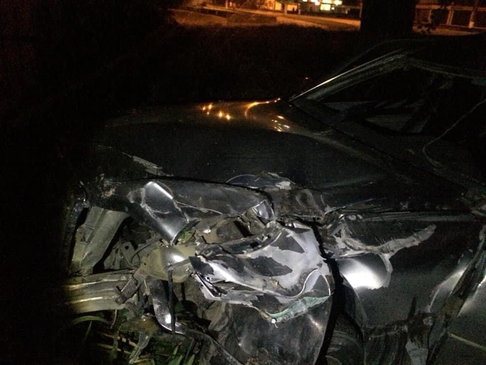 П'яний водій спричинив ДТП на мікрорайоні Жовтневому, фото-1