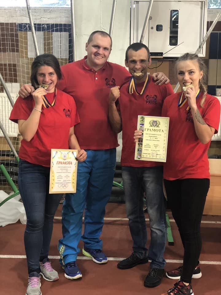 Кам'янецькі кікбоксери вибороли золоті нагороди на змаганнях , фото-2