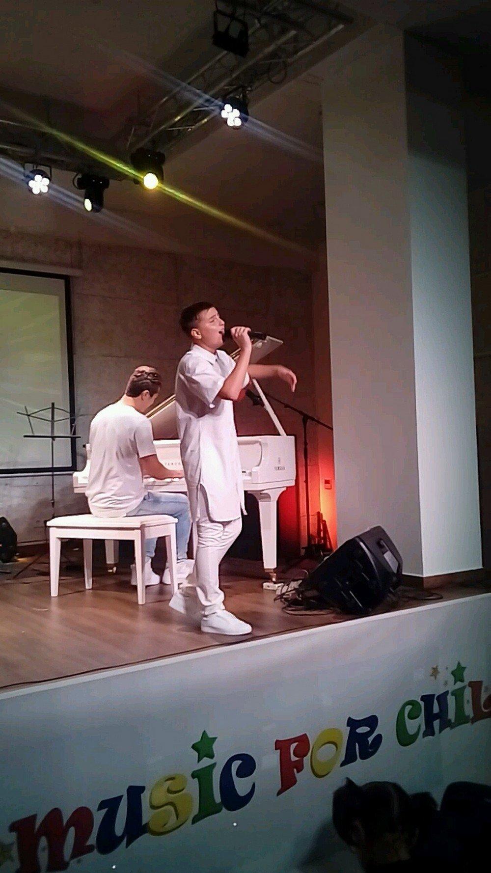 Юний вокаліст із Кам'янця виборов Гран-прі на престижному фестивалі, фото-2