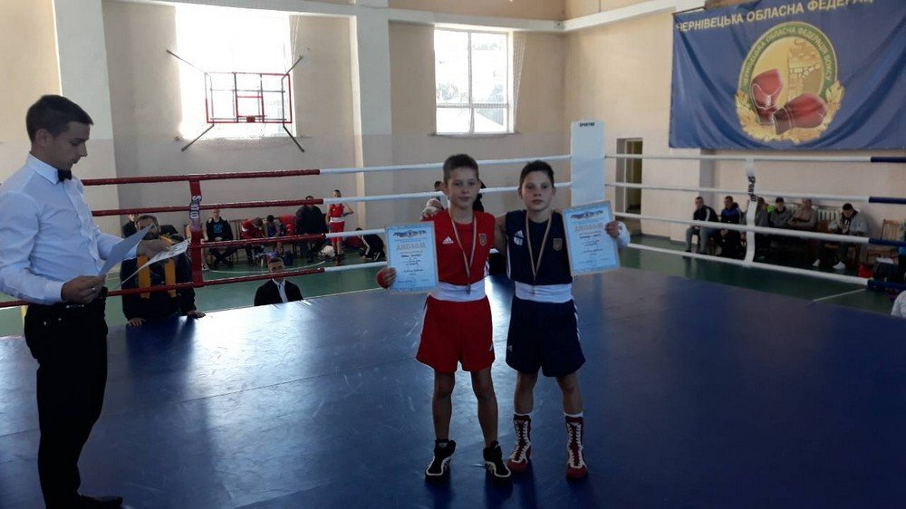 Кубок міста Чернівці з боксу за участі кам'янецьких спортсменів, фото-1