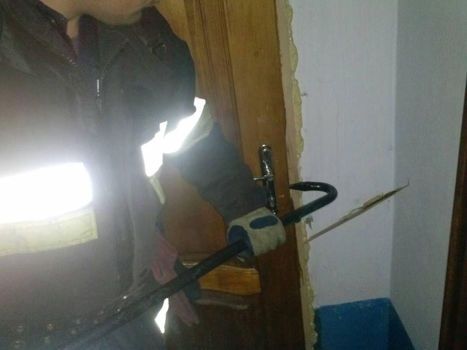 Рятувальники визволили 95-ти літню жінку із васної квартири, фото-2