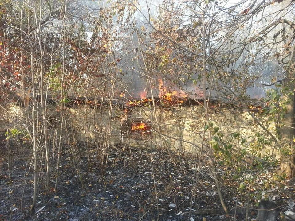 Пожежа у селі Слобідка Кульчієвецька, фото-2