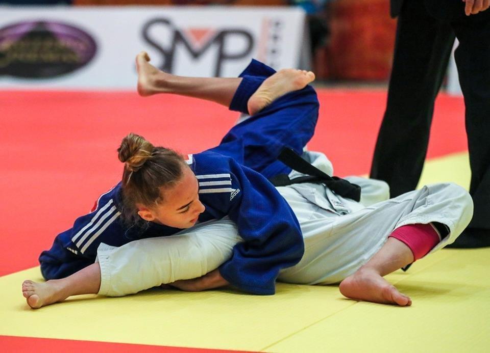 Чемпіонкою світу з дзюдо стала студентка із Кам'янця, фото-1