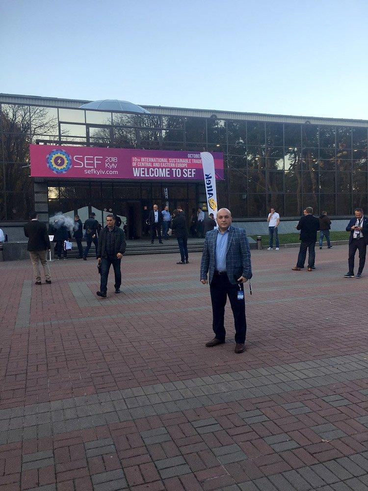 Делегація ПДАТУ вивчала сталу енергетику на міжнародній виставці в Києві, фото-3