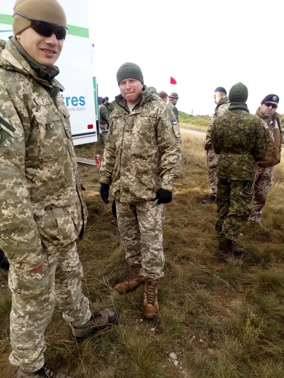 """У протидії вибуховим пристроям на """"Ardent Defender - 18"""" українські сапери найкращі, фото-1"""