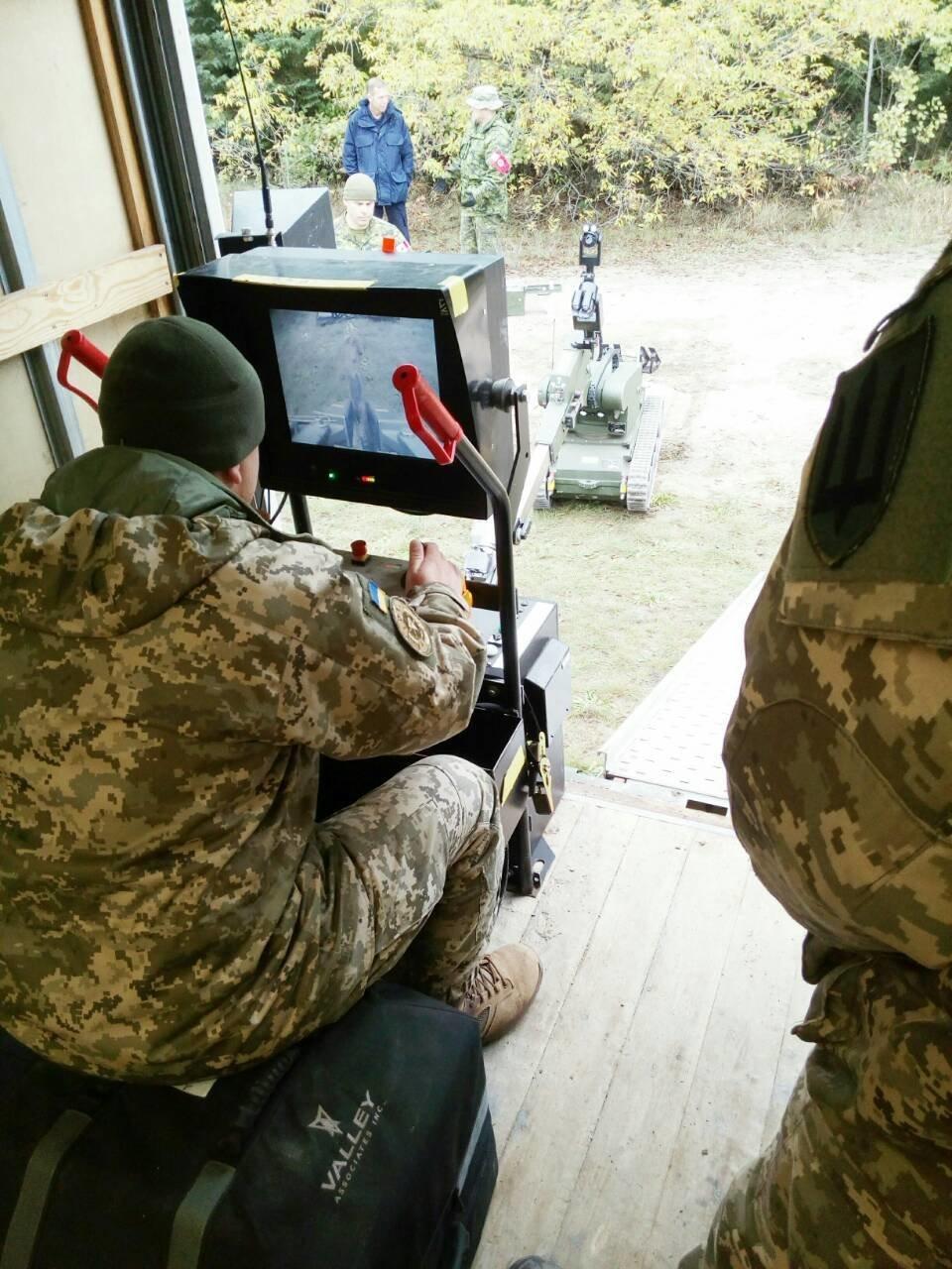 """У протидії вибуховим пристроям на """"Ardent Defender - 18"""" українські сапери найкращі, фото-2"""