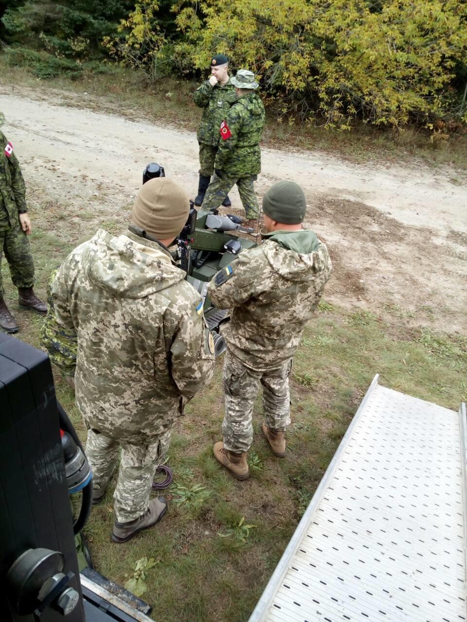 """У протидії вибуховим пристроям на """"Ardent Defender - 18"""" українські сапери найкращі, фото-4"""