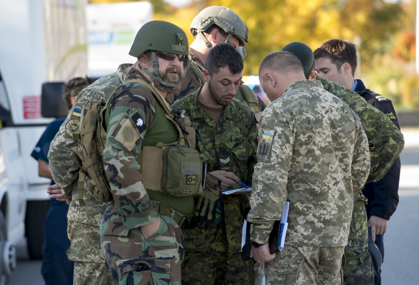 """У протидії вибуховим пристроям на """"Ardent Defender - 18"""" українські сапери найкращі, фото-12"""