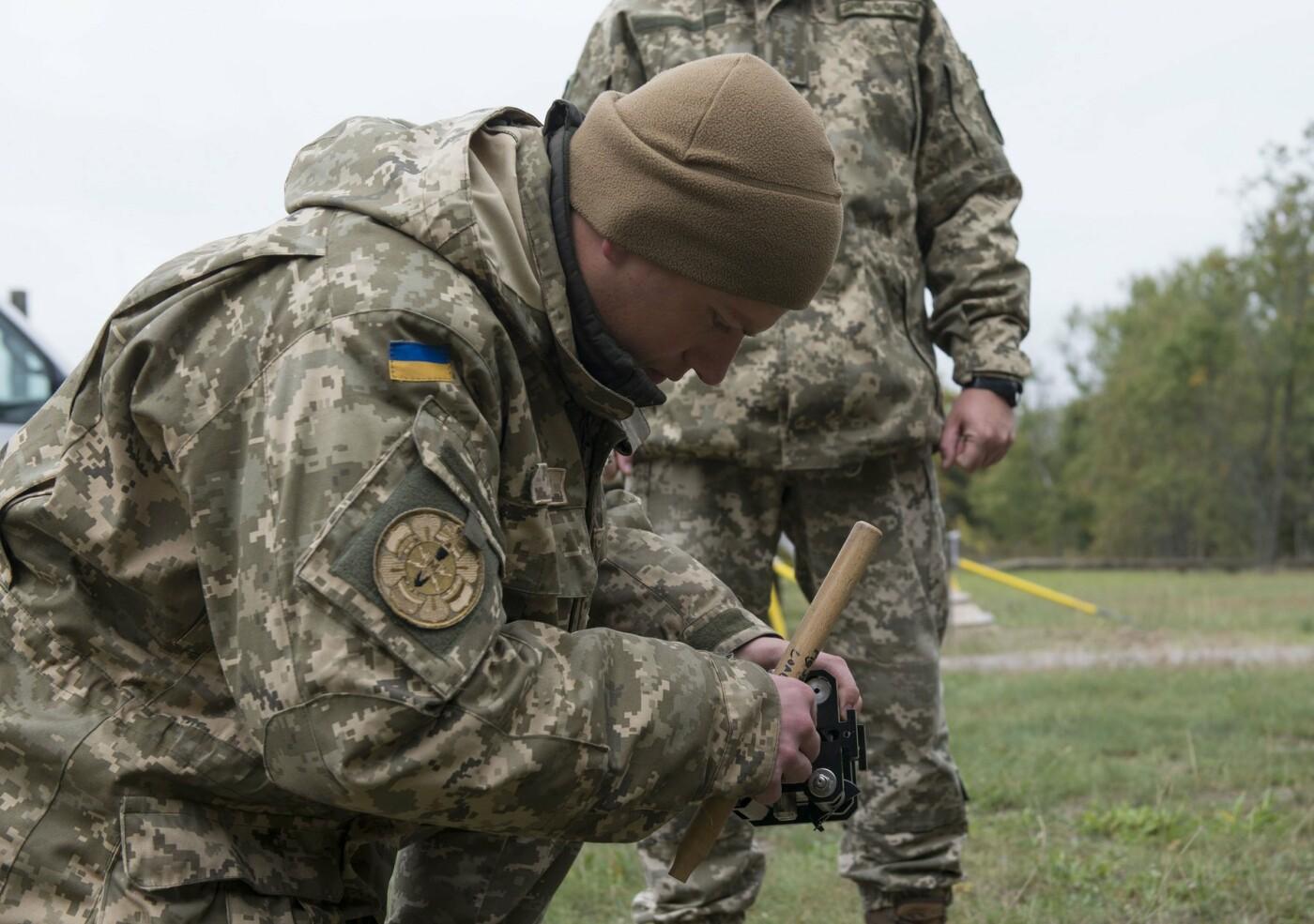 """У протидії вибуховим пристроям на """"Ardent Defender - 18"""" українські сапери найкращі, фото-6"""