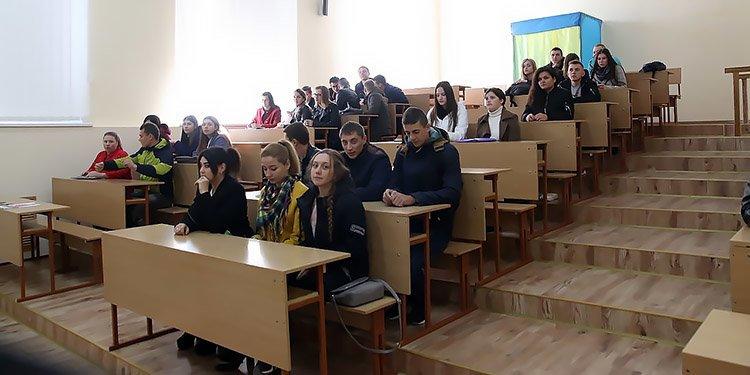 """Євген Касап знайомив студентів ПДАТУ із програмою """"Завтра.UA"""", фото-1"""