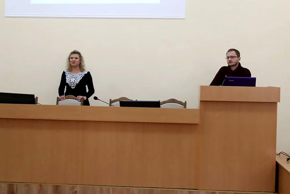"""Євген Касап знайомив студентів ПДАТУ із програмою """"Завтра.UA"""", фото-2"""