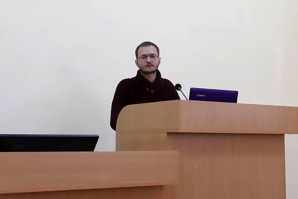 """Євген Касап знайомив студентів ПДАТУ із програмою """"Завтра.UA"""", фото-3"""