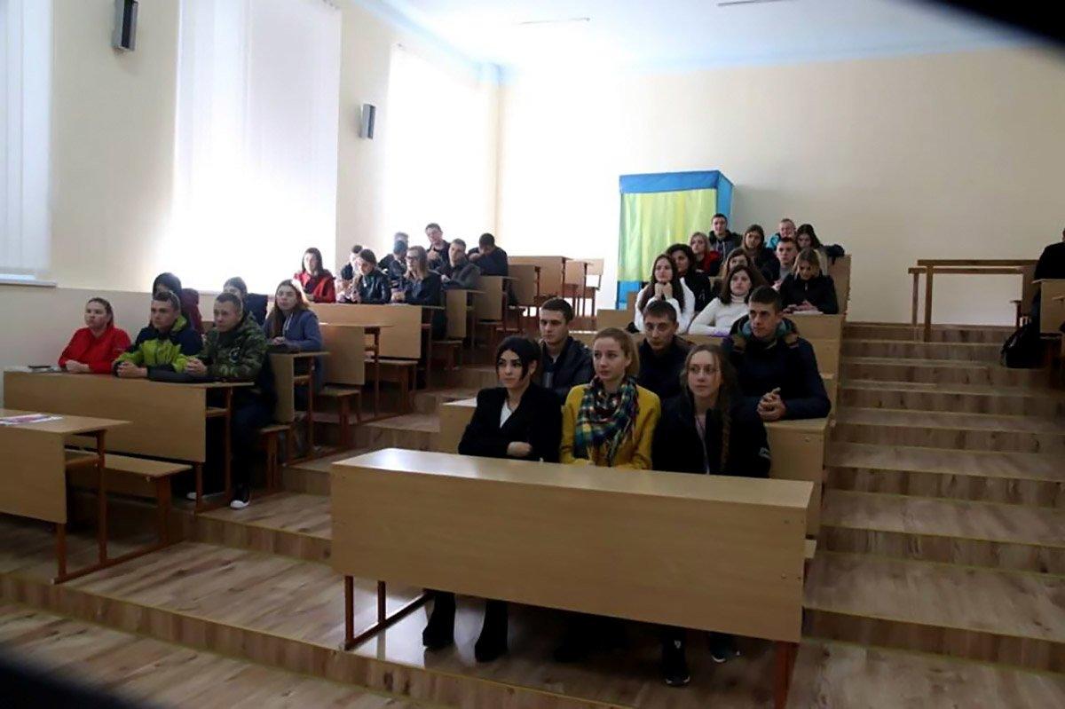 """Євген Касап знайомив студентів ПДАТУ із програмою """"Завтра.UA"""", фото-4"""
