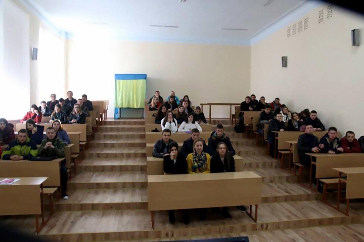 """Євген Касап знайомив студентів ПДАТУ із програмою """"Завтра.UA"""", фото-5"""