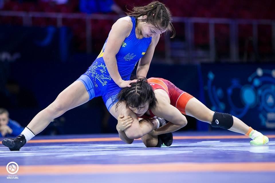 Студентка із Кам'янця стала призеркою чемпіонату світу зі спортивної боротьби, фото-1