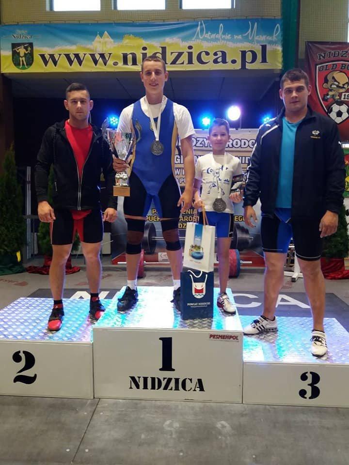 На міжнародному турнірі з важкої атлетики призером став вихованець спортивної школи №1, фото-2