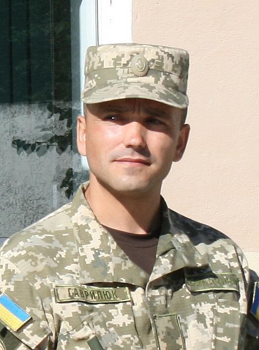 Колеги вітають підполковника Олега Гаврилюка з Днем народження, фото-1