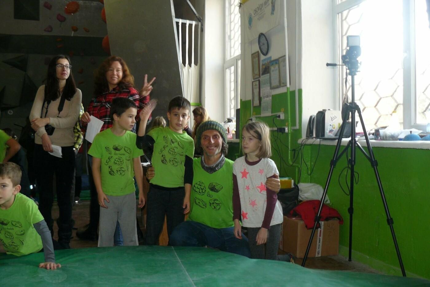 У Кам'янці пройшов чемпіонат Хмельницької області зі скелелазіння, фото-4
