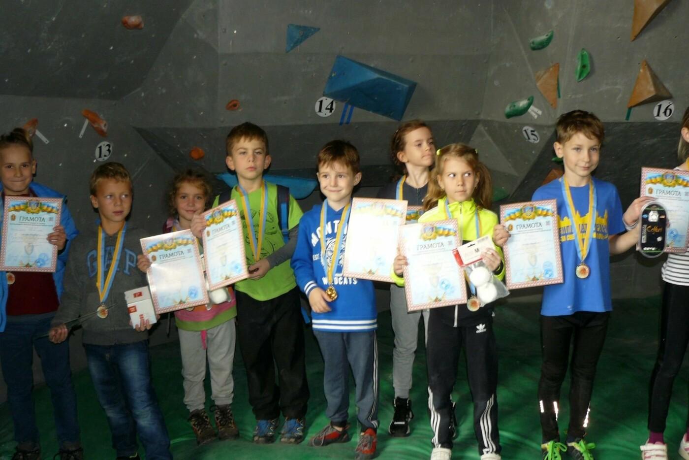 У Кам'янці пройшов чемпіонат Хмельницької області зі скелелазіння, фото-5