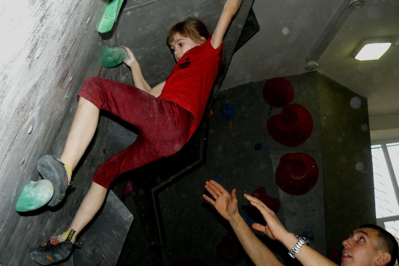 У Кам'янці пройшов чемпіонат Хмельницької області зі скелелазіння, фото-8