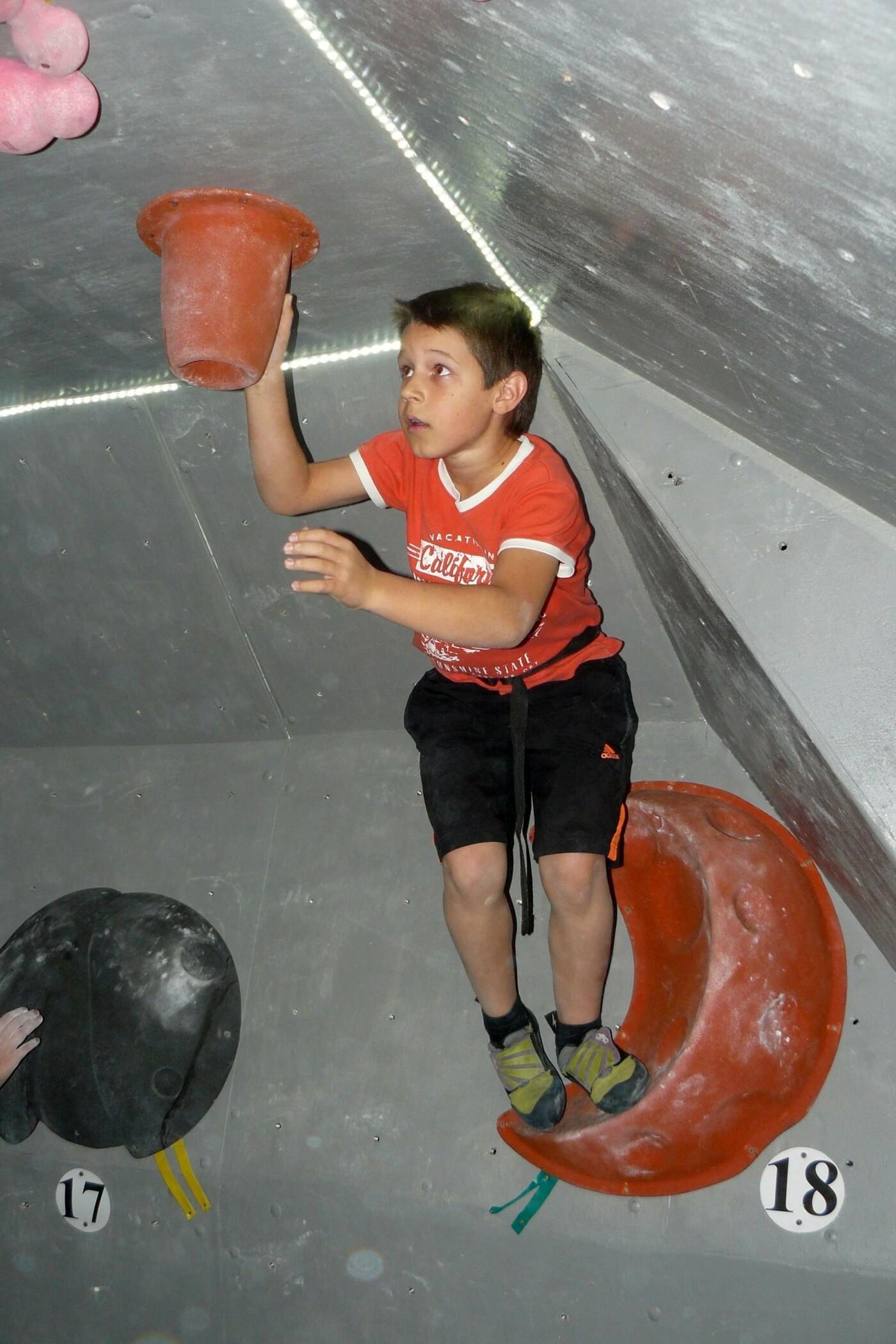 У Кам'янці пройшов чемпіонат Хмельницької області зі скелелазіння, фото-9