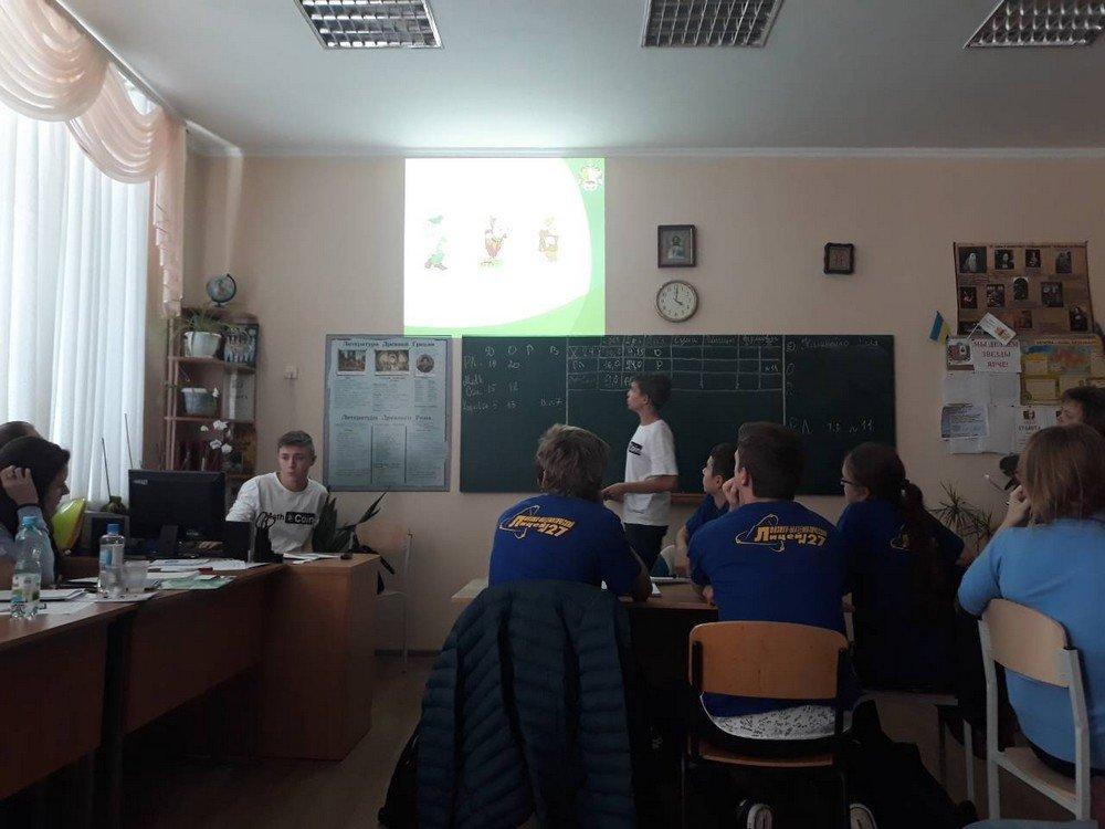 Кам'янецькі учні вперше вибороли призове місце на Всеукраїнському турнірі юних математиків, фото-2