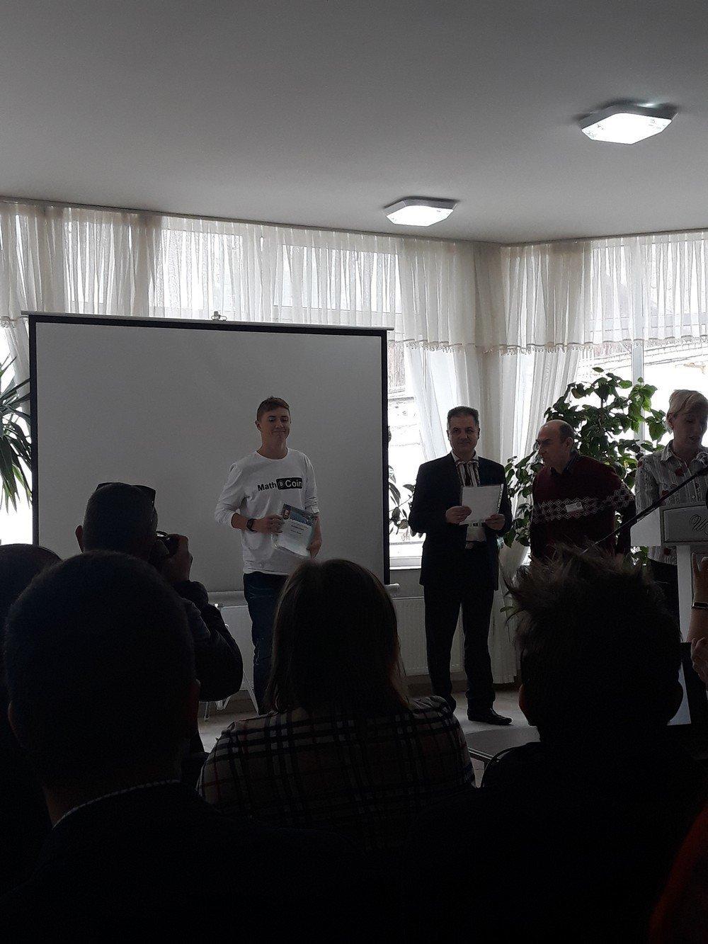 Кам'янецькі учні вперше вибороли призове місце на Всеукраїнському турнірі юних математиків, фото-5