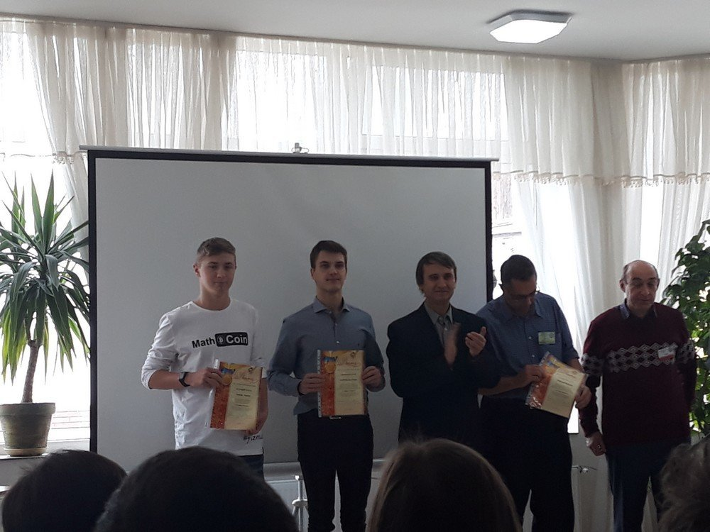 Кам'янецькі учні вперше вибороли призове місце на Всеукраїнському турнірі юних математиків, фото-4
