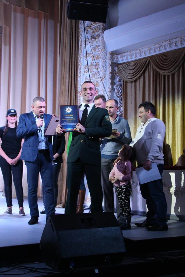 """У Кам'янці учасники патріотично-правового руху """"ХОМА"""" жартами мірялись, фото-10"""
