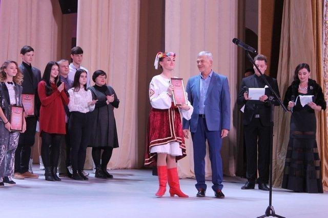 Вперше в історії Кам'янця-Подільського відбулось вручення премій учням мистецьких шкіл та творчим колективам міста, фото-6