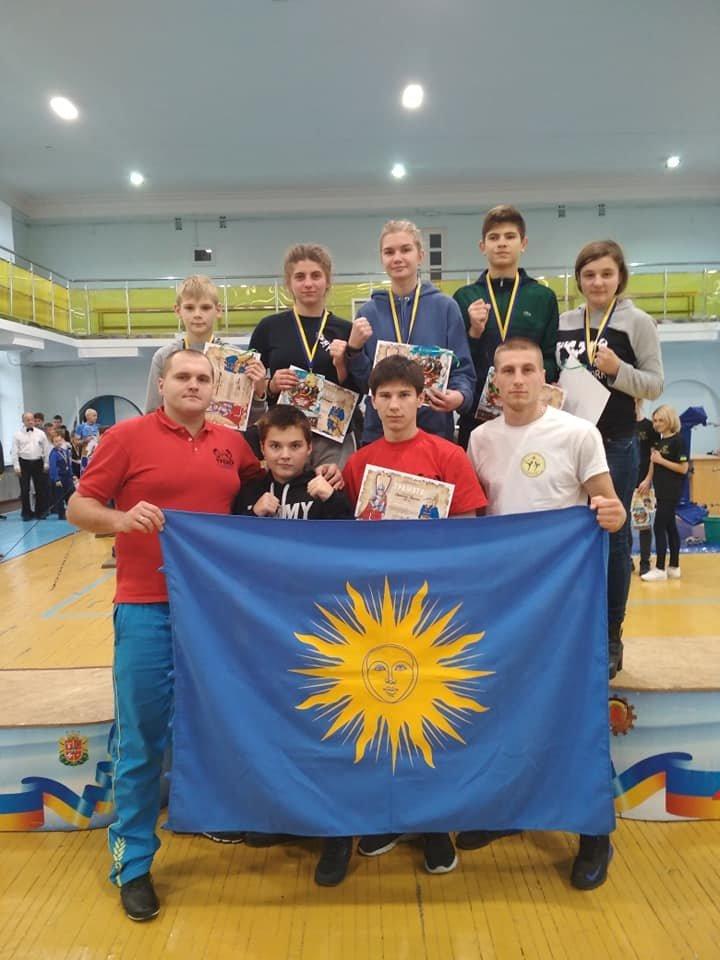 6 призових місць вибороди кам'янецькі спортсмени на турнірі з кікбоксингу в Житомирі, фото-12
