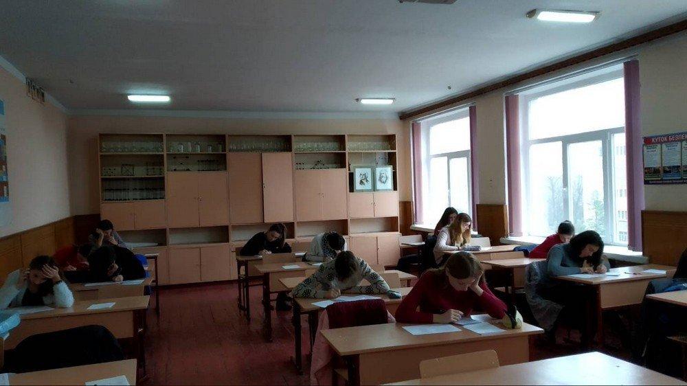 Міський етап учнівської олімпіади з української мови та літератури визначив представників на область, фото-1
