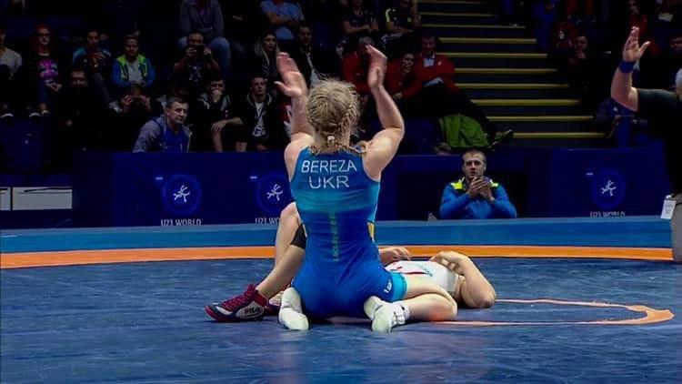 Студентка із Кам'янця увійшла у трійку призерів чемпіонату світу з вільної боротьби, фото-1