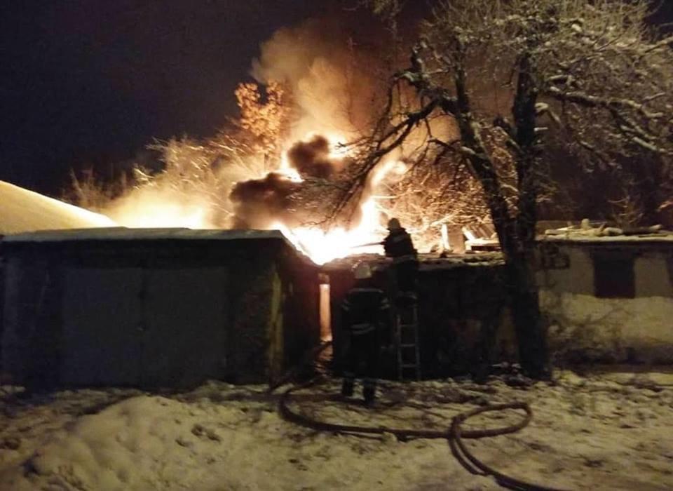 Необережність при палінні спричинила пожежу, фото-1