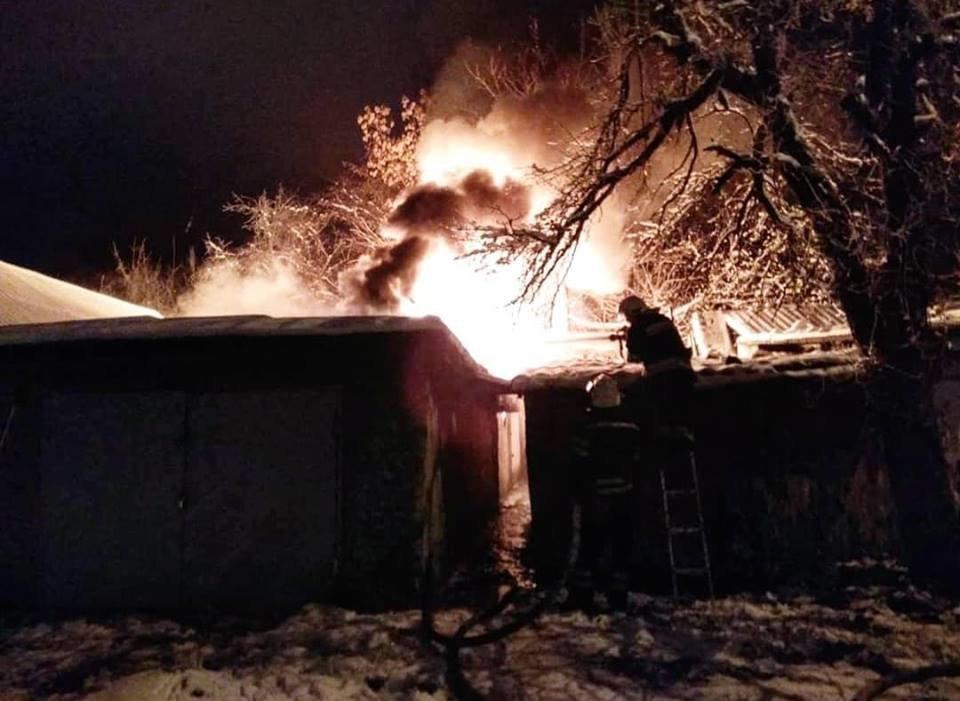 Необережність при палінні спричинила пожежу, фото-2