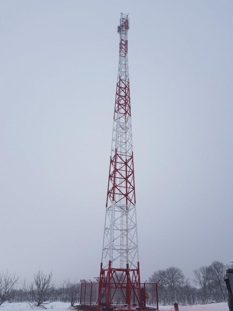 На Кам'янеччині запрацювала нова вишка стільникового зв'язку, фото-1