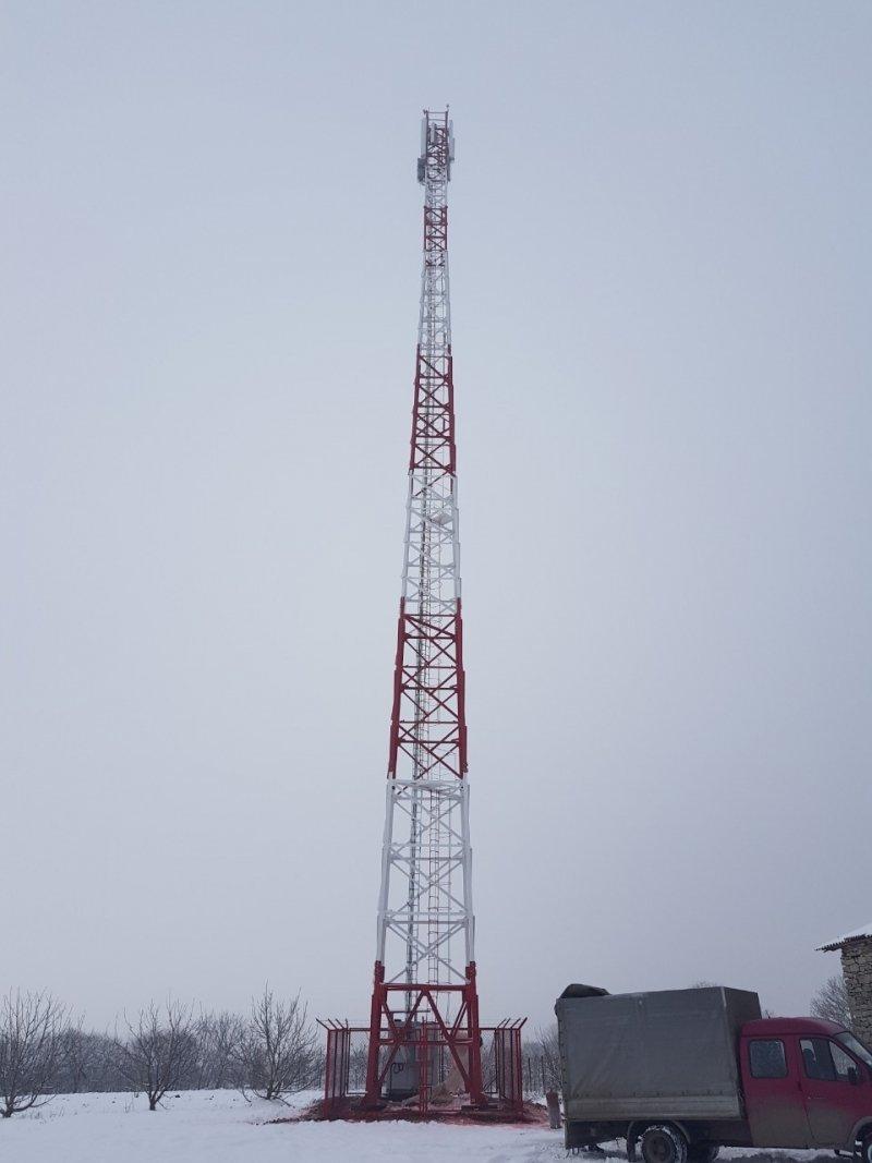 На Кам'янеччині запрацювала нова вишка стільникового зв'язку, фото-2