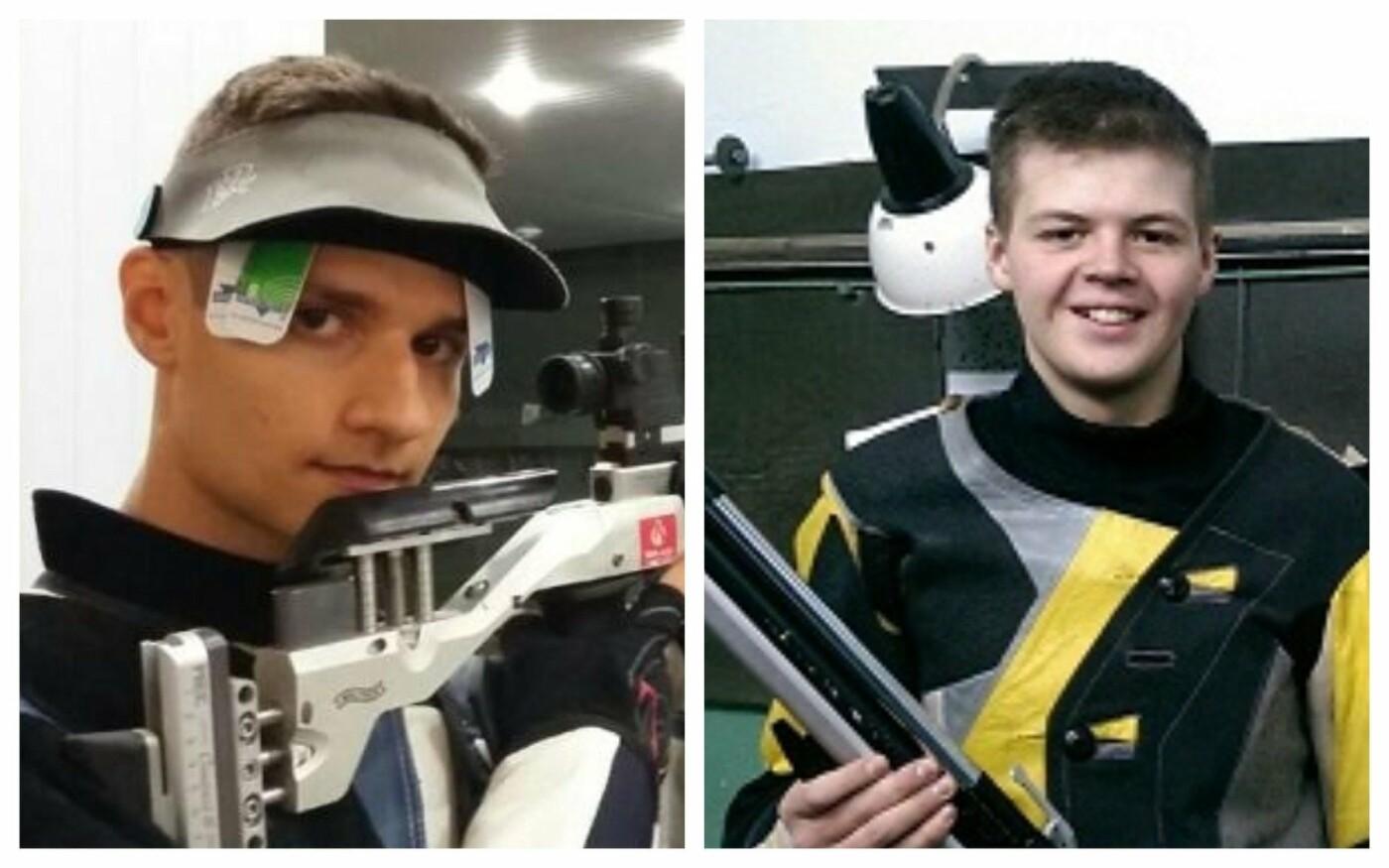Чемпіонат України з кульової стрільби, фото-1