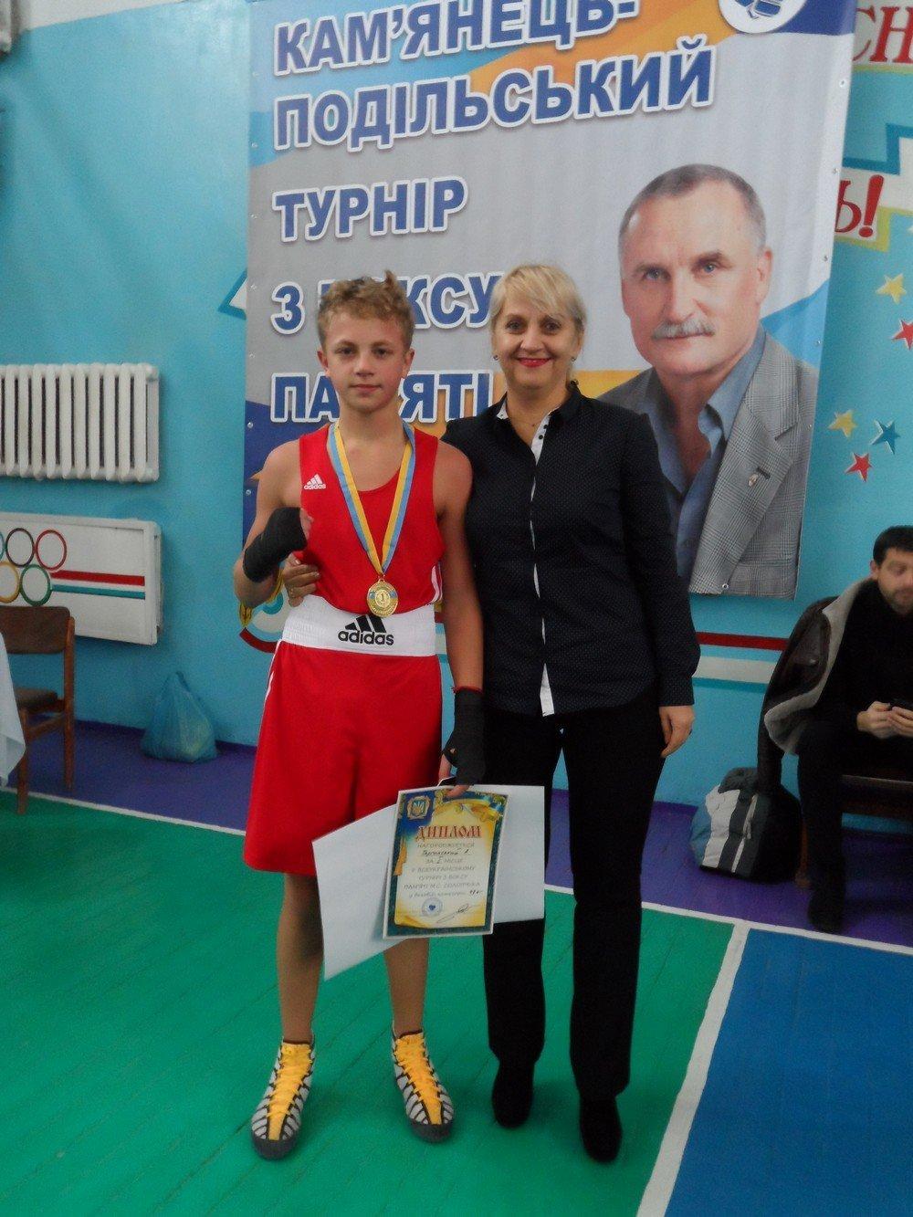 II Всеукраїнський турнір з боксу пам'яті М.С. Солопчука відбувся у Кам'янці-Подільському, фото-4