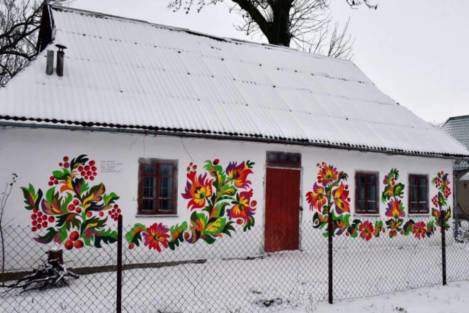 На Хмельниччині в оригінальний спосіб привернули увагу до художнього розпису, фото-7