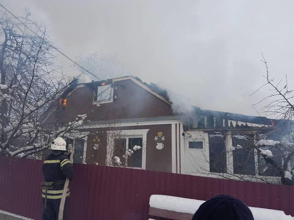 Необережність під час куріння спричинила пожежу в одному із сіл Кам'янеччини, фото-3