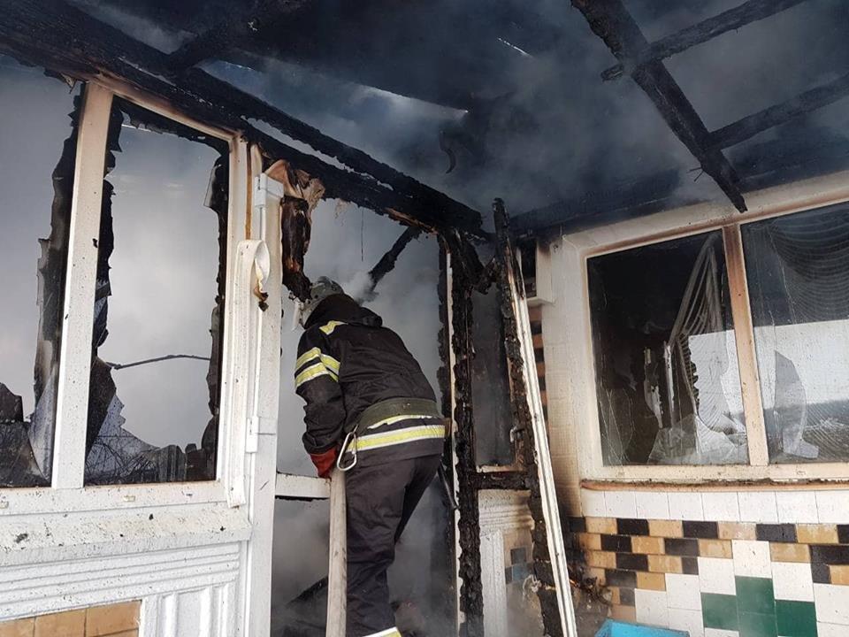 Необережність під час куріння спричинила пожежу в одному із сіл Кам'янеччини, фото-4