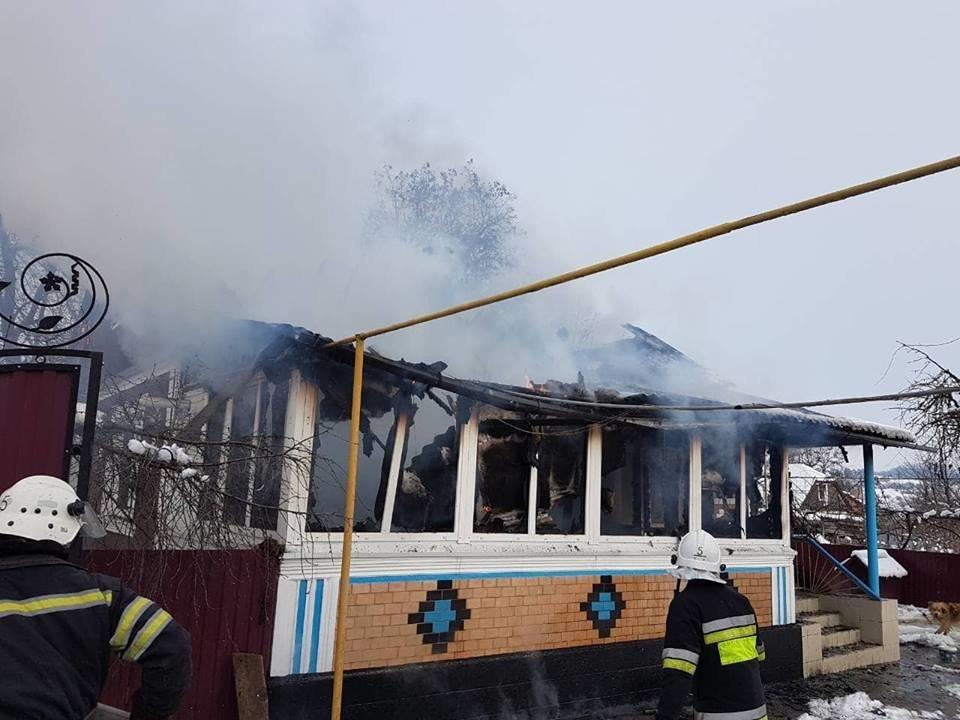 Необережність під час куріння спричинила пожежу в одному із сіл Кам'янеччини, фото-5