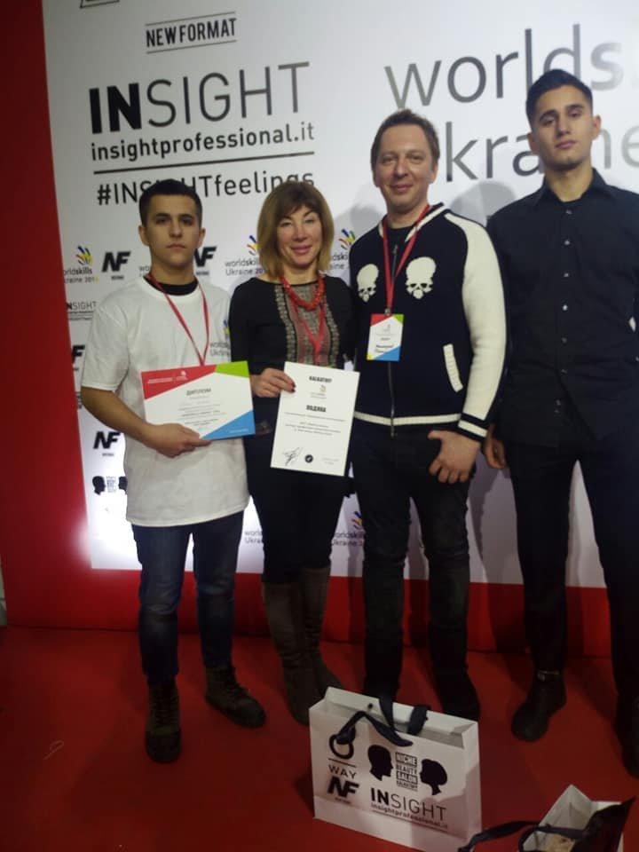 """Юний перукар із """"Подільського центру ПТО"""" став переможцем Міжнародного конкурсу """"Worldskills Ukraine 2018"""", фото-1"""