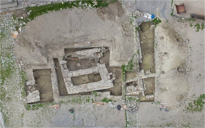 Кам'янецькі археологи підводять підсумки розкопок на території Старого замку впродовж всьго року, фото-1